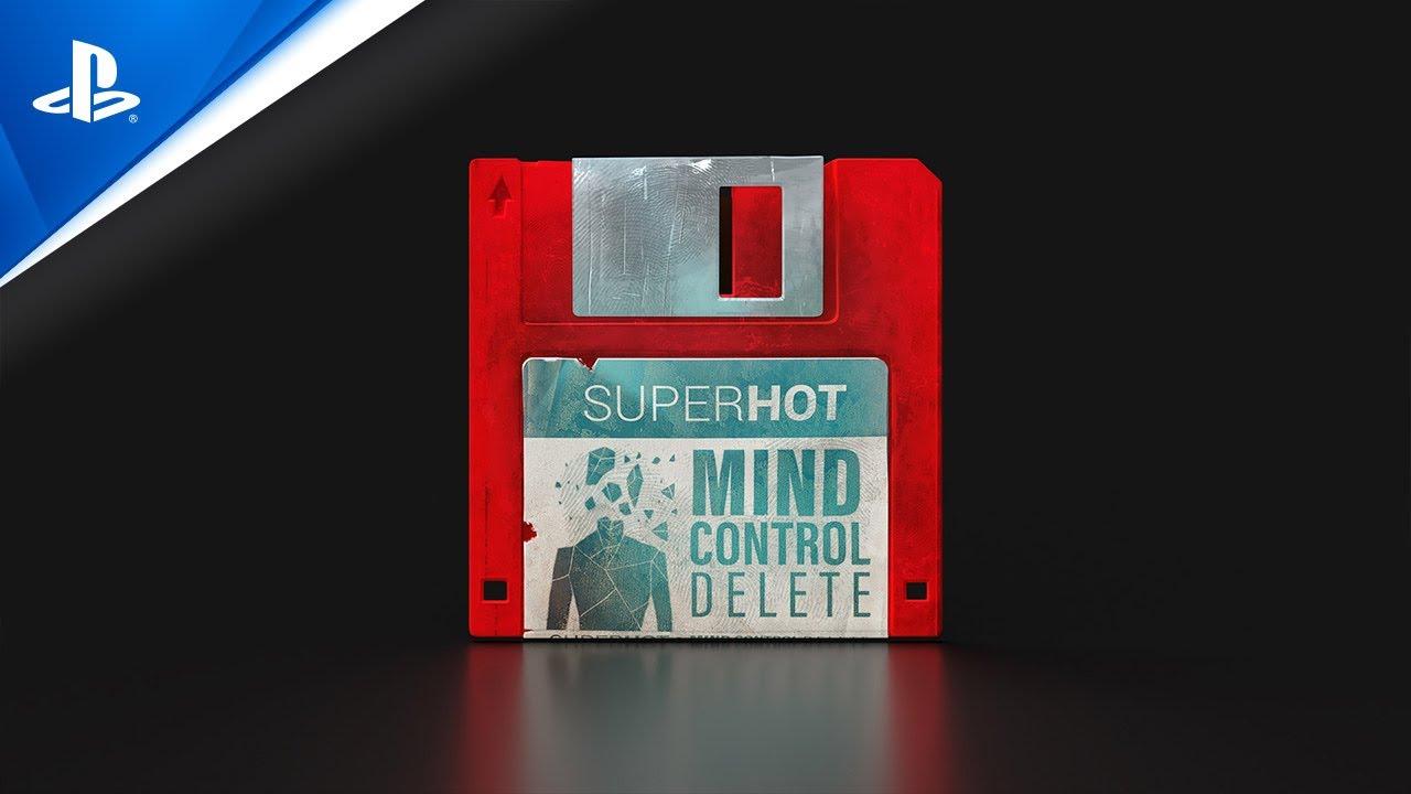 Superhot: Mind Control Delete erscheint am 16. Juli auf PS4