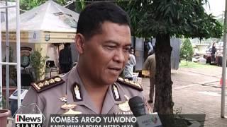 Polisi Kemaren Gelar Olah TKP Kasus Pengeroyokan Di STIP  INews Siang 13/01