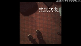 yr friends - malibu - hole cover (johnny foreigner)