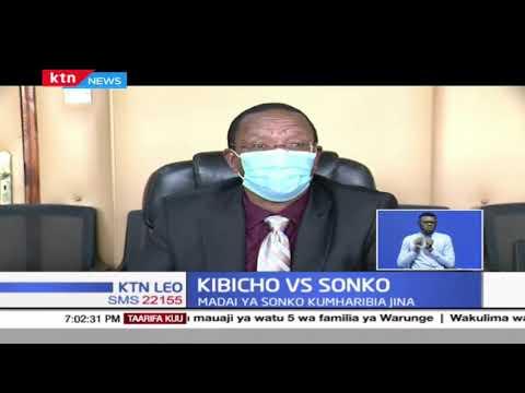 Kibicho Vs Sonko: Kibicho atishia kumshtaki Sonko kwa madai ya kumchafulia  jina