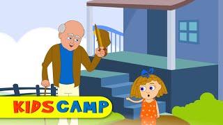 One Misty Moisty Morning | Nursery Rhymes | Popular Nursery Rhymes by KidsCamp