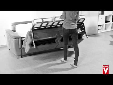 Rapido - Das Sofabett System von VERHOLT - Made in Germany