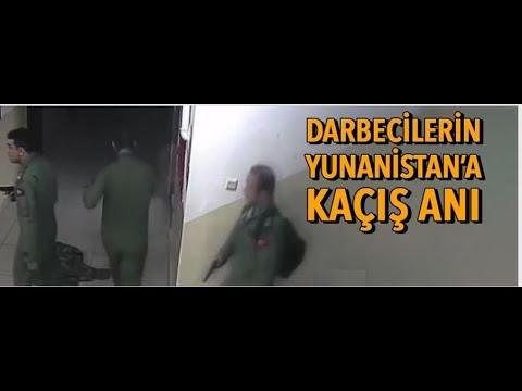 Βίντεο των 8 στρατιωτικών από το βράδυ που πραξικοπήματος δημοσίευσε η Τουρκία