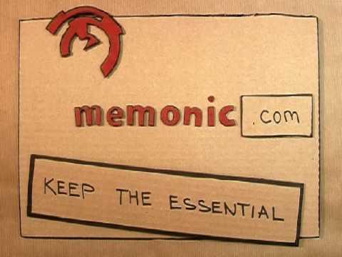Mit memonic behält jeder das Wesentliche im Auge