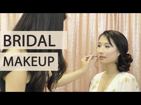 Bridal Makeup Artist Jessie Hoang - Urban Decay Naked 3 Tutorial
