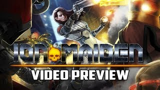 Ion Maiden Preview - Gggmanlives