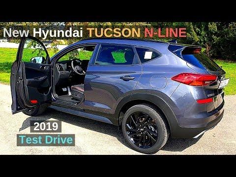 Test Drive New Hyundai TUCSON N Line 2019 Review