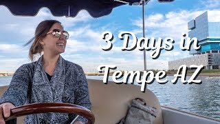 Fun Things to do in Tempe AZ