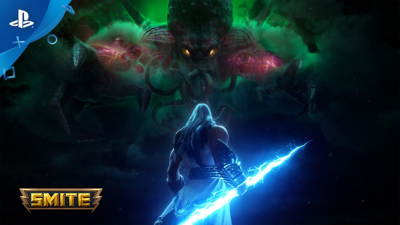 Cthulhu Joins the Pantheon of Playable Gods in Smite in June