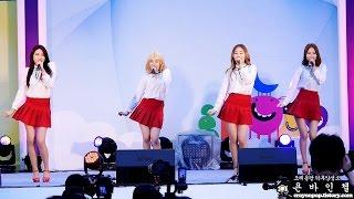 150502 에이데일리(A-Daily) 둘이서둘이서 코엑스 C-Festival K-pop콘서트 직캠 by 욘바인첼
