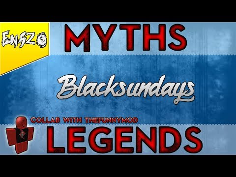 Download Blacksundays   Collaboration With TheFunnyMod   ROBLOX Myths And Legends Season 4 Part 6 HD Mp4 3GP Video and MP3