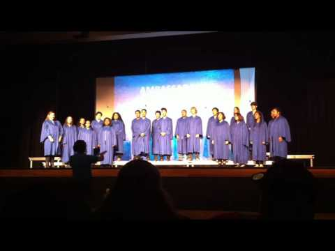 Duarte High School Cantabile Show Choir - Vuelie (Frozen)