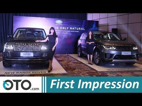 Range Rover & Range Rover Sport 2018 | First Impression | Berapa Harganya? | OTO.com