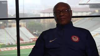 Oldest Olympic medalist tells his ageless story