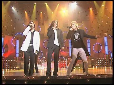 """Группа """"Республика"""": """"Молодежная"""", """"Видели ночь"""" (2004) песни"""