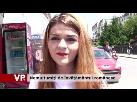 Nemulţumiţi de învăţământul românesc