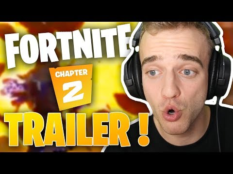NOVÝ FORTNITE 2 TRAILER LEAKNUL!