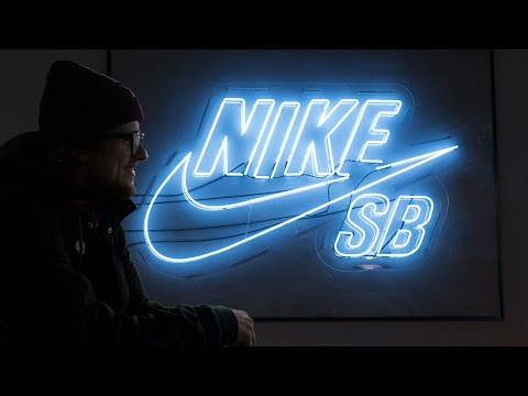 Ben Raybourn Shreds The Nike SB Warehouse In Portland