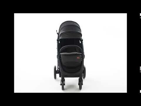 Прогулочная коляска BabyZz B100 (темно-серый)