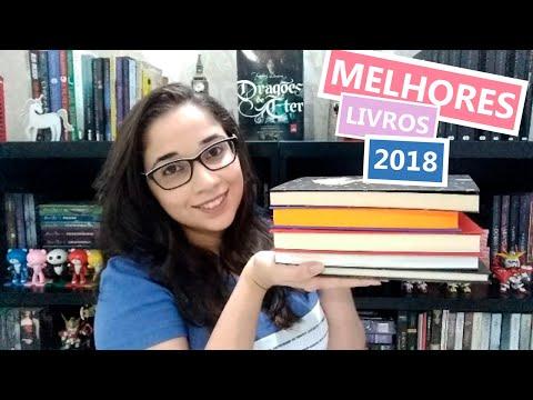 OS MELHORES LIVROS DE 2018 | Biblioteca da Rô