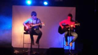 The Anthem   Finger Lickin' Good live acustico 10 02 13