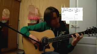 Impossible - James Arthur cover  (Fingerstyle guitar)