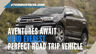 Adventures Await: What Makes The Ford Everest A Perfect Road Trip Vehicle