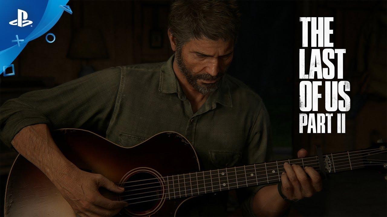 觀賞《The Last of Us Part II 》最新故事影片