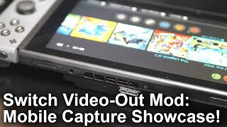 Switch Mobile Mode Analysed in Unprecedented Detail + Video-Out Mod Details!