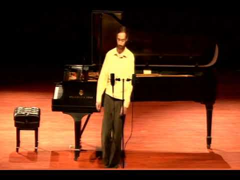My first recital at Texas A&M University in the performing arts center. Performed on March 28th, 2011.