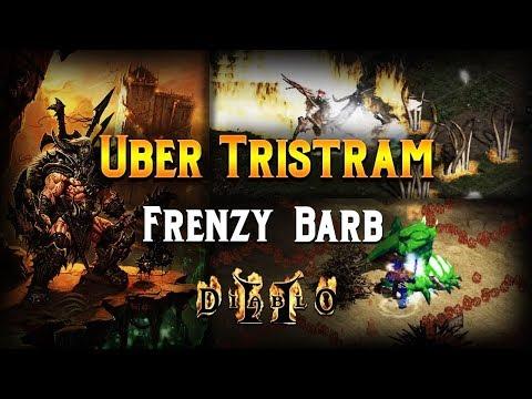 Diablo 2 Ultimate Frenzy Barbarian Guide (old) - смотреть
