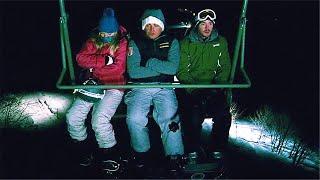 【安哥】3人被困缆车上36个小时,面对寒冷天气和狼群,能活下去吗?
