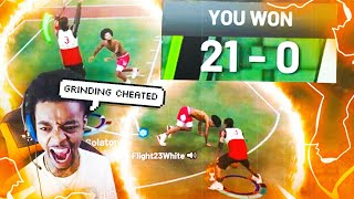 I WENT TO PS4 & STREAM SNIPED FLIGHTREACTS *HE RAGED* GRINDING DF VS FLIGHTREACTS SERIES NBA 2K19