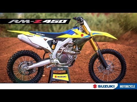 2018 RM-Z450 OFFICIAL VIDEO