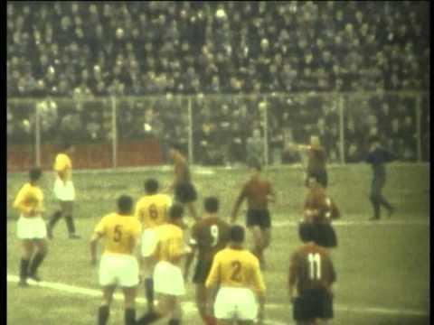 28 febbraio 1965, Arezzo-Ternana 1-1