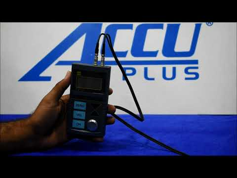 Ultrasonic Thickness Gauges TT100
