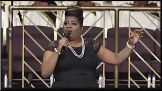 'Nobody Like You Lord'/'He's Able' - Maranda Curtis Willis - LIVE