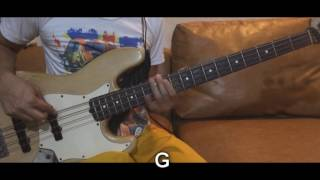 The Victory By Planetshakers (Bass Lesson WTABS)