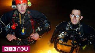 Thợ lặn Anh tìm thấy đội bóng nhờ…hết dây thừng   VTC9
