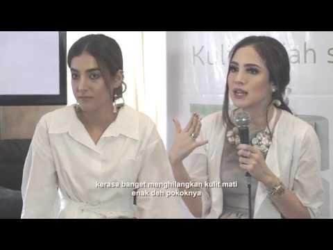 Beauty Workshop Ristra (Beauty Influencer Tasya Farasya & Paola Tambunan)