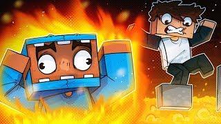 I'M TERRIBLE AT PARKOUR - Unfair Minecraft!