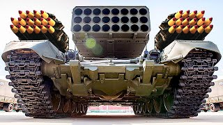 12 Most Powerful Military Weapons in Action