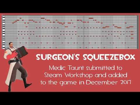 The Surgeons Squeeze box! - смотреть онлайн на Hah Life
