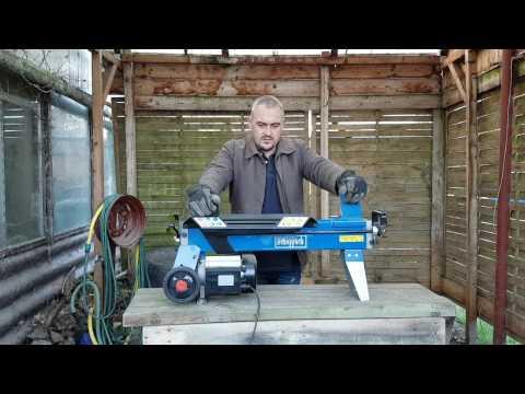 Holzspalter  Bedienung und wichtige Tipps zum Erwerb