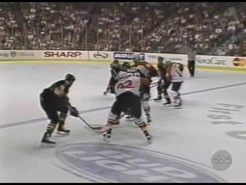 Rick Tocchet vs. Tyler Wright