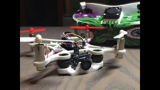 Short indoor Flight with Blade Nano QX FPV