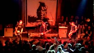 Anti-Flag - You Can Kill The Protester, But You Can't Kill The Protest (Live at Mr. Smalls)