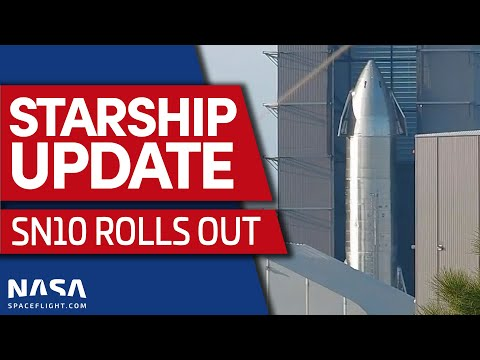 Starship 🚀 SN9: test prévu le 02 ou 03/02/2021 (10 km)