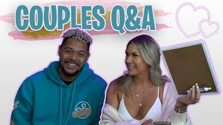 Couples Q&A With ZackTTG