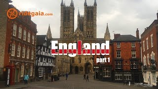 Ep 63 - England (part1) - Around Europe on a Motorcycle